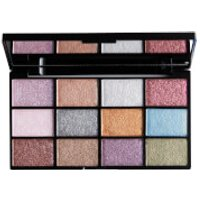 NYX Professional Makeup In Your Element Shadow Palette - Metals