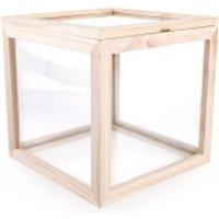 Square Storage Box - Glass