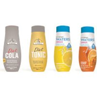 SodaStream Mixers Pack Sparkling Drink
