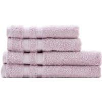 Christy Whitby 4 Piece Towel Bale Set - Wisteria