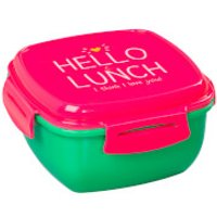 Happy Jackson Hello Lunch Salad Box