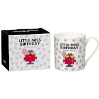 Mr. Men Little Miss Birthday Mug - Men Gifts