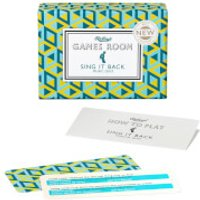 Games Room Sing It Back - Games Gifts