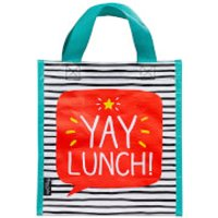 Happy Jackson Yay Lunch Lunch Bag