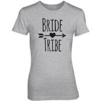 Bride Tribe Women's Grey T-Shirt - S - Grey