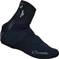 Castelli Women's Tempo Shoe Covers - L - Black