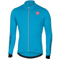 Castelli Puro 2 Long Sleeve Jersey - Sky Blue - S - Blue