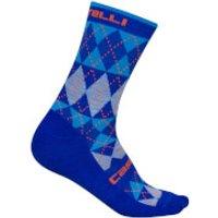 Castelli Diverso Socks - Blue - XXL - Blue