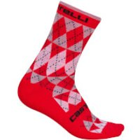Castelli Diverso Socks - Red - S-M - Red