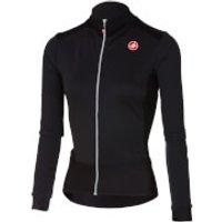 Castelli Womens Sciccosa Long Sleeve Jersey - Light Black - L - Black