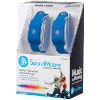 SoundMoovz Musical Bandz - Navy Blue