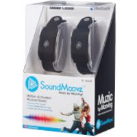 SoundMoovz Musical Bandz - Black