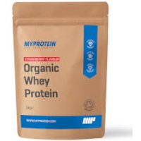 Organic Whey Protein - 1kg - Strawberry
