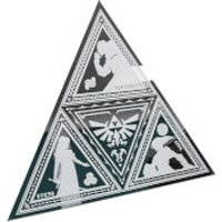 The Legend of Zelda Triforce Mirror