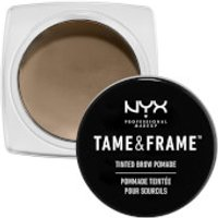 NYX Professional Makeup Tame & Frame Tinted Brow Pomade (Various Shades) - Blonde