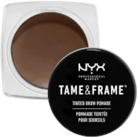 NYX Professional Makeup Tame & Frame Tinted Brow Pomade (Various Shades) - Chocolate