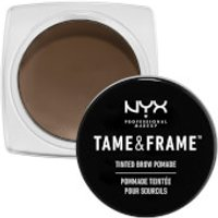 NYX Professional Makeup Tame & Frame Tinted Brow Pomade (Various Shades) - Brunette