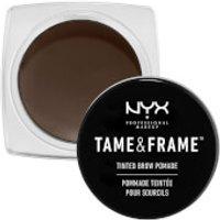 Fijador de Cejas Tame & Frame Tinted Brow Pomade NYX Professional Makeup (Varios Tonos) - Espresso