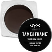 NYX Professional Makeup Tame & Frame Tinted Brow Pomade (Various Shades) - Black