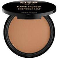NYX Professional Makeup Matte Bronzer (Various Shades) - Deep Tan