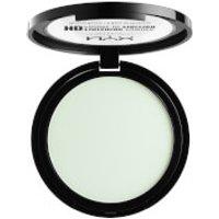 NYX Professional Makeup High Definition Finishing Powder (Various Shades) - Mint Green