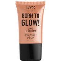 NYX Professional Makeup Born To Glow! Liquid Illuminator (Various Shades) - Gleam