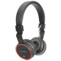 AV: Link Wireless Bluetooth On-Ear Noise Cancelling Headphones (With Built-in FM Radio) - Black - Headphones Gifts