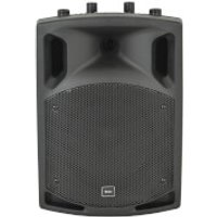 QTX QX8BT Active Moulded Bluetooth Speaker - Black (8 Inch Driver) - Active Gifts