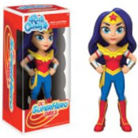 DC Super Hero Girls Wonder Woman Rock Candy Vinyl Figure - Wonder Woman Gifts