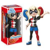 DC Super Hero Girls Harley Rock Candy Vinyl Figure - Rock Gifts