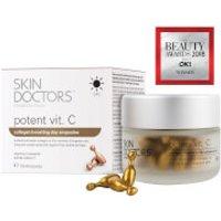 Ampollas Potent Vit. C de Skin Doctors 50 x 3 ml