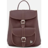 Grafea Womens Audrey Baby Backpack - Burgundy