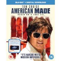 American Made (Includes BluRay & Digital