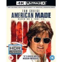 American Made - 4K Ultra HD (Digital Download)