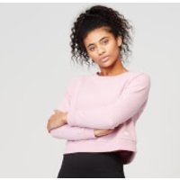 Tru-Fit Crew Sweatshirt - XL - Pink Haze