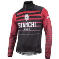 Bianchi Vettore Jacket - Black/Red - S - Black/Red