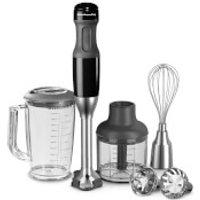 KitchenAid 5KHB2571BOB Corded Hand Blender - Onyx Black