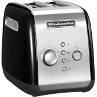 KitchenAid 5KMT221BOB 2 Slot Toaster - Onyx Black