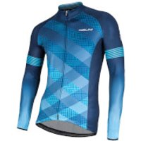 Nalini Merak Long Sleeve Jersey - Blue - XL - Blue