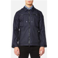 Marshall Artist Men's Ripstop Overshirt - Navy - L - Blue