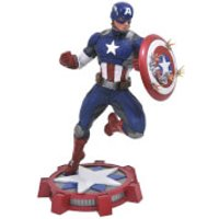 Diamond Select Marvel NOW! Gallery Captain America 23cm PVC Statue
