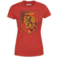 Harry Potter Gryffindor Red Women's T-Shirt - XXL - Red - Harry Potter Gifts
