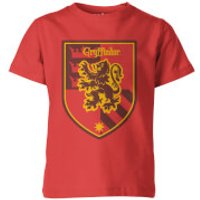 Harry Potter Gryffindor Red Kid's T-Shirt - 5-6 Years - Red - Harry Potter Gifts