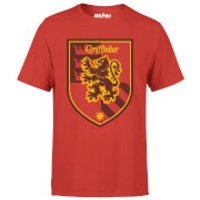 Harry Potter Gryffindor Red T-Shirt - M - Red - Harry Potter Gifts