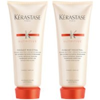 Kerastase Nutritive Fondant Magistral 200ml Duo