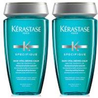 Kerastase Specifique Dermo-Calm Bain Vital Shampoo 250ml Duo