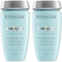 Krastase Specifique Dermo-Calm Bain Riche Shampoo 250ml Duo