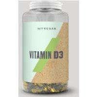 Vegan Vitamin D3 - 60Capsules