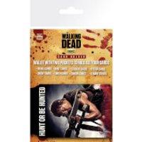 The Walking Dead Daryl Card Holder