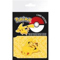 Pokémon Resting Pikachu Card Holder - Pikachu Gifts